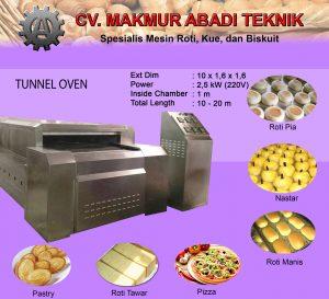 oven-tunnel-baru